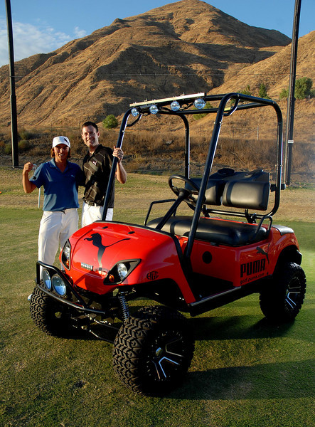 Custom Carts on michael jordan golf cart, adam sandler golf cart, tiger woods golf cart, peyton manning golf cart, surfing golf cart, jeff gordon golf cart,