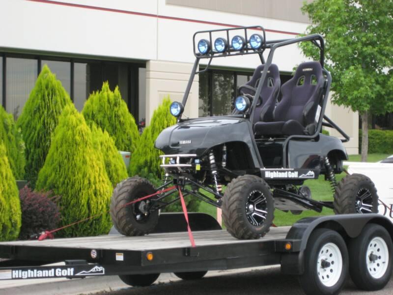 Build Your Own Golf Cart Kit >> Custom Carts