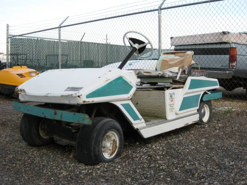 1971 cushman golf cart pictures to pin on pinterest